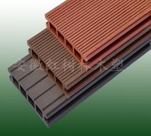 30*140方孔木塑地板